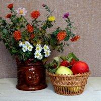 Ноябрьский букет... :: Тамара (st.tamara)