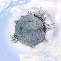 Планета для кругосветных путешествий :: Сергей Козинцев