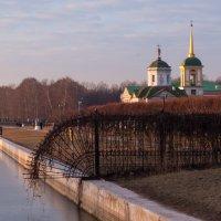 Дыхание зимы .. :: Алексей Михалев