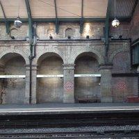 На платформе лондонского метро :: Natalia Harries