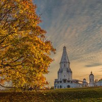 Осень в Коломенском :: Владимир Колесников
