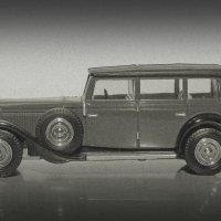 Mercedes Benz 1931 Type 770 :: Eduard Mezker