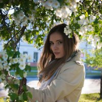 запах весны :: Маргарита Доминова