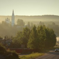Утро в Судиславле :: Leonid 44