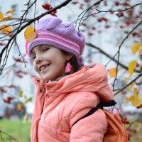 Как люблю тебя, я все же, осень! Вместе будем до зимы. :: Oksana Аникеева