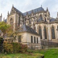 Собор св. Павла. Нант, Франция :: Ирина Кеннинг