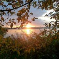 Закат в сентябре. :: Чария Зоя