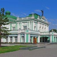 Родной город Омск. :: Дмитрий Иванцов