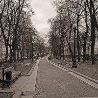 Петровский бульвар (Москва) :: Сергей Фомичев