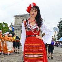 Болгарский национальный костюм :: Nina Streapan