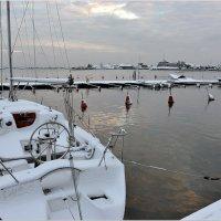 Про первый снег :: Eino Pessi