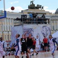 Баскетбол :: Ирина Гракова