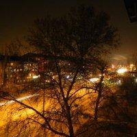 ночной город :: алексей сергиенко