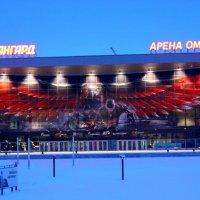 Арена-Омск :: Savayr