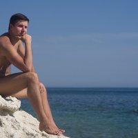 Мысли у моря :: Ivan teamen
