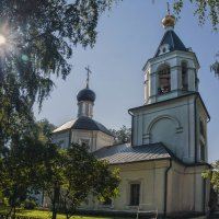 Храм Ризоположения Пресвятой Богородицы в Леонове :: sorovey Sol