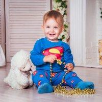 Малыш - супермен :: Настенька Травкина