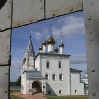 Гороховец. Николо-Троицкий монастырь. Собор Троицы :: Leonid 44