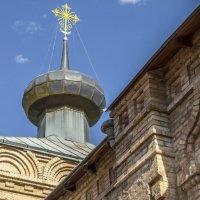 Храм Георгия Победоносца 1882 г :: Дмитрий Потапкин