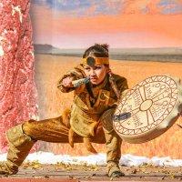 Танец шамана :: юрий Амосов