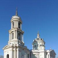 Церковь Мартина Исповедника (Вознесения Господня) в Алексеевской новой слободе. :: Александр Качалин