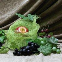 Натюрморт с фруктами :: Ольга Пахомова
