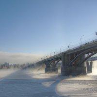 мост через р.Обь :: дим димин