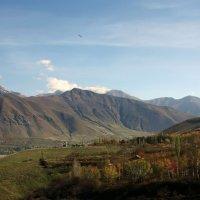 Осень в горах :: Елена Чаусова