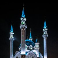 ***Kul-Sharif Mosque. Kazan. :: mikhail grunenkov