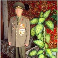 Дедушка Иван Михайлович. 2010г.(1918-2013г.г.) :: Tata Wolf