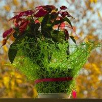 Букет искусственных цветов :: Алексей Пономарчук