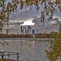 Москва - Сити :: Екатерина Рябинина