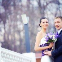 Сиреневая свадьба :: Наталья Жукова