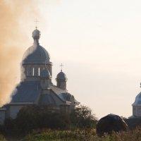 церква в селі :: Борис Бармалей