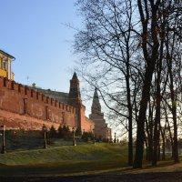 Московский кремль. :: Oleg4618 Шутченко