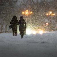 первый снег :: Igor (Игорь) Churackoff (Чураков)
