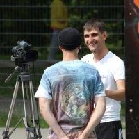 Съемка репортажа. :: Дмитрий Иншин