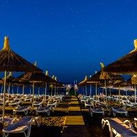 Ночной пляж :: Александр Хорошилов
