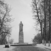 Монумент Ивану Сусанину :: Тимур Кострома ФотоНиКто Пакельщиков