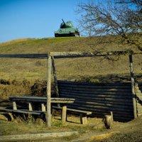 Эхо войны :: Саня Костылев