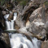молочный водопад :: юрий мотырев