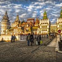 Москва, прогулка по Измайловскому вернисажу :: Игорь Иванов
