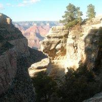 Гранд-каньон. Голова индейского вождя. :: Владимир Смольников