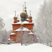 Русская Православная Старообрядческая Церковь города Ижевска :: Владимир Максимов
