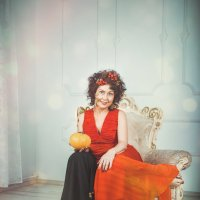 Осень :: Мария Дергунова