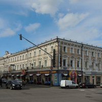 Москва,улица Сретенка, 1 :: Александр Качалин