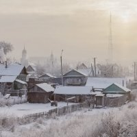 Морозный день. :: Kassen Kussulbaev