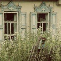 развалины г.Салаир :: Елена Клыкова