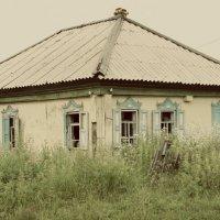 старый дом :: Елена Клыкова