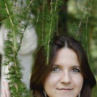 Портрет Жени :: Ульяна Жукова